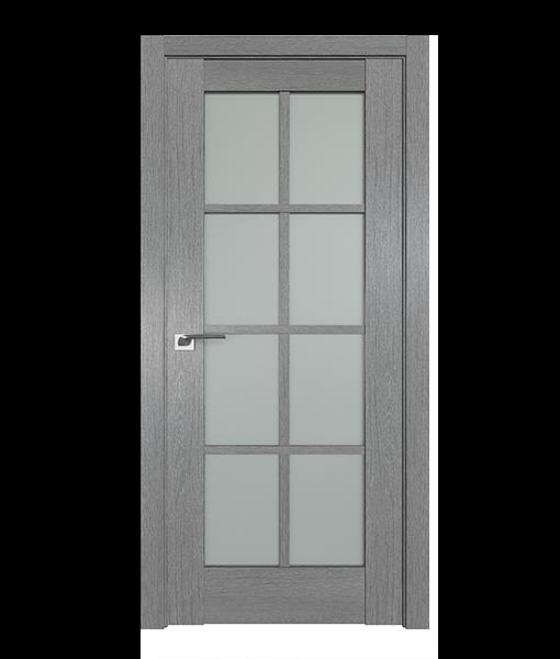 ДП 101XN, цвет Грувд серый, стекло Матовое