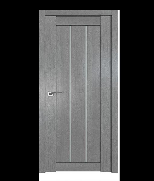 ДП 49XN, цвет Грувд серый, стекло Матовое