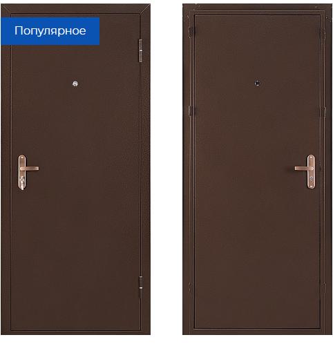 Дверь ПРОФИ BMD антик медь / антик медь